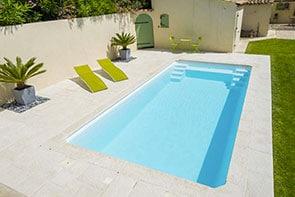 prix pose piscine coque