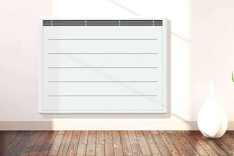 pose radiateur électrique