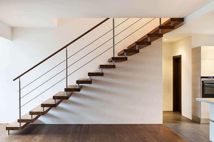 prix escalier en bois