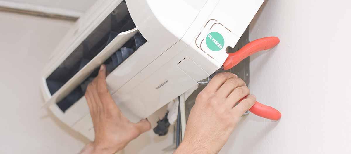 pose climatisation reversible