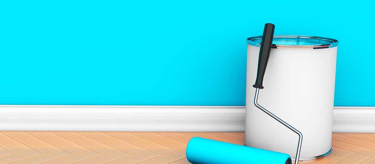 prix des travaux de peinture co t moyen tarif de pose 2018. Black Bedroom Furniture Sets. Home Design Ideas