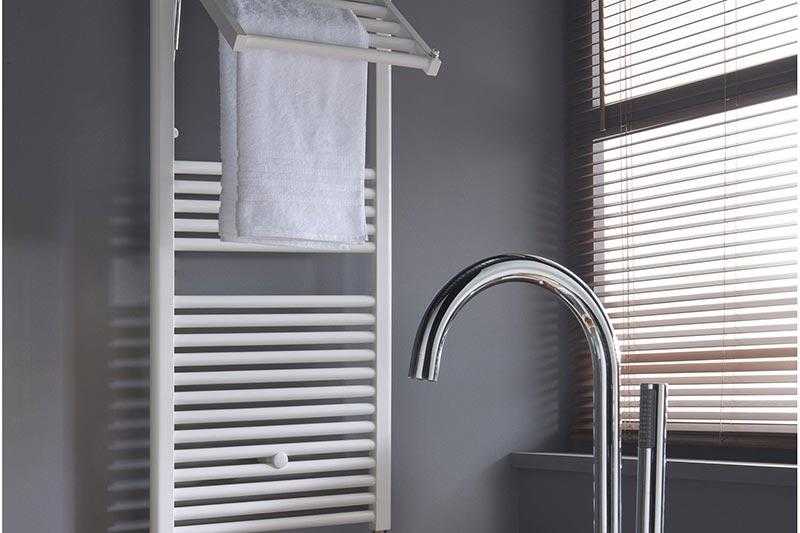 prix sèche serviette à eau