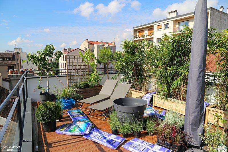 toiture toit terrasse