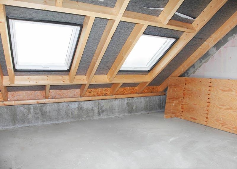 prix isolation toiture interéeur