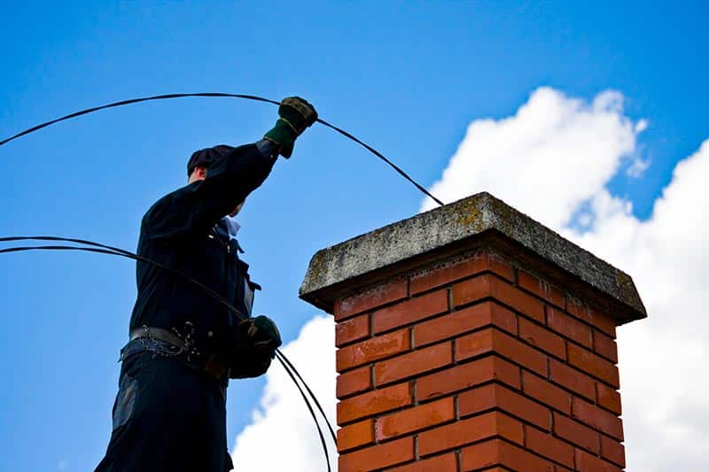 prox ramonage cheminée classique