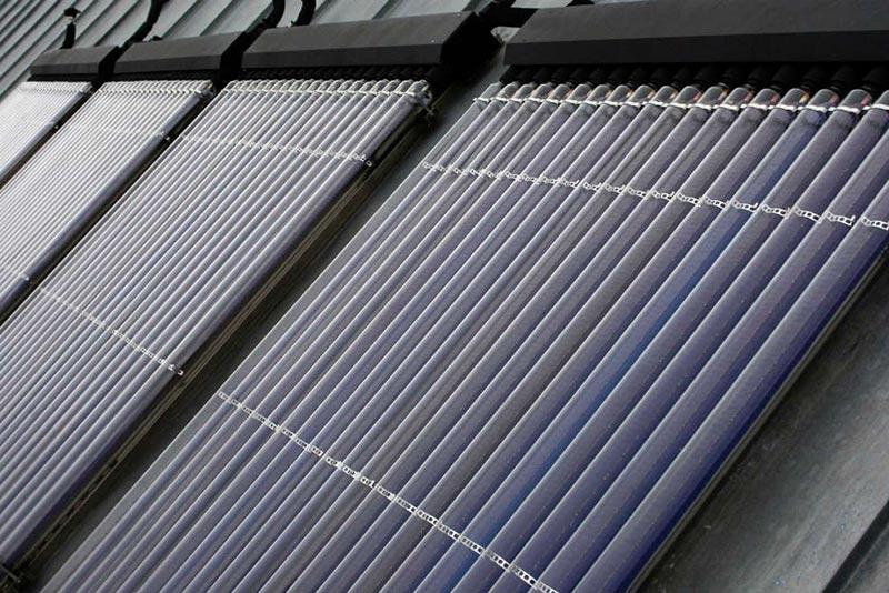 tarif pose chauffage solaire