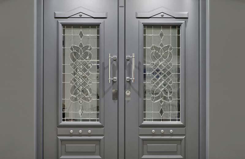 Prix d'une porte en aluminium haut de gamme