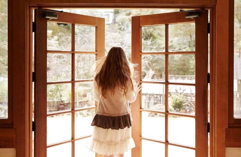 Prix d'une porte fenêtre en bois