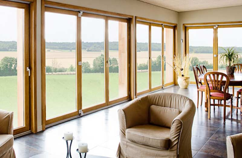 Prix d'une porte-fenêtre en bois sur-mesure