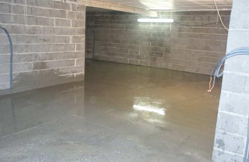 Prix d'une dalle béton pour un sous-sol
