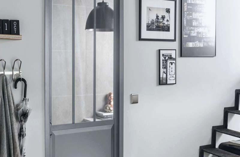 Prix d'une porte intérieure en aluminium