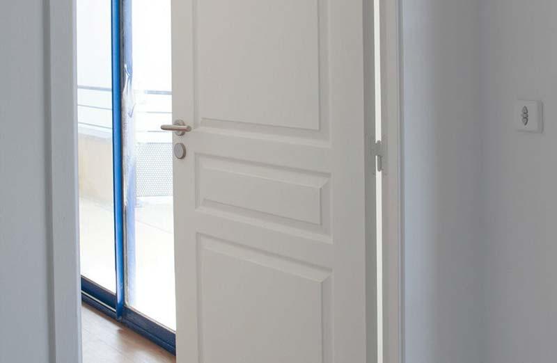 Prix d'une porte intérieure postformée