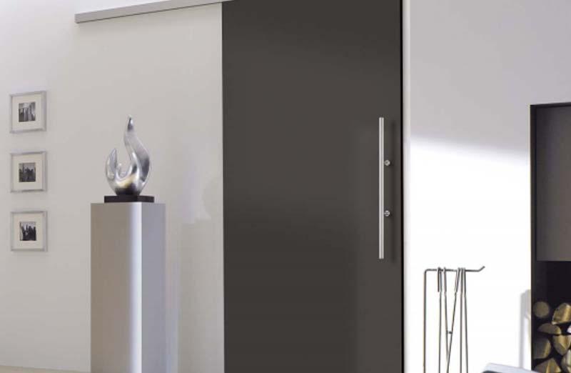Prix d'une porte intérieure sur-mesure en alu