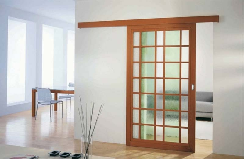 Prix d'une porte intérieure sur-mesure en bois