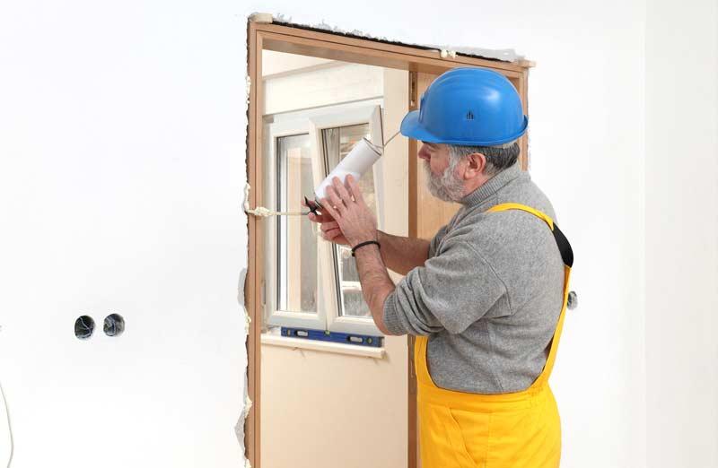 Prix de pose d'une porte intérieure en bois