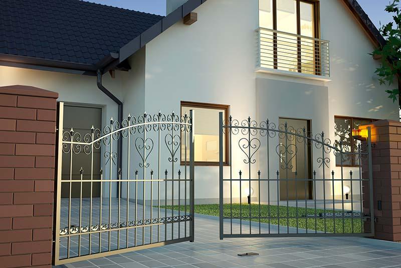 avantage portail aluminium