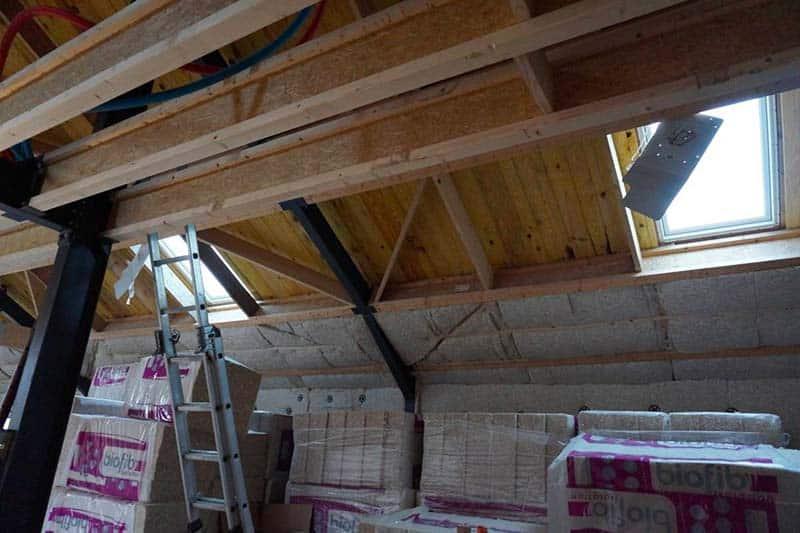 Pourquoi et comment aménager les combles d'une maison ?