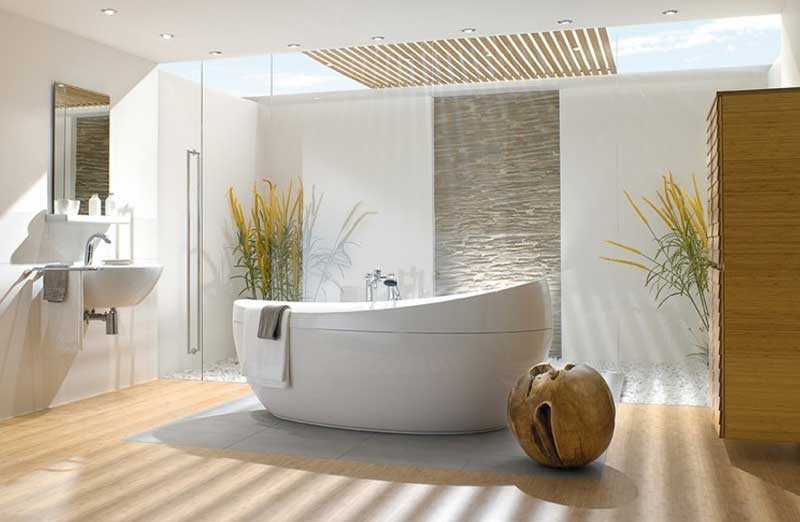Prix d'une baignoire de salle de bain