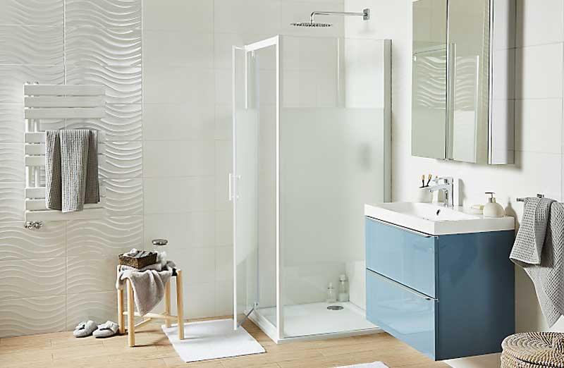 Prix d'une douche de salle de bain