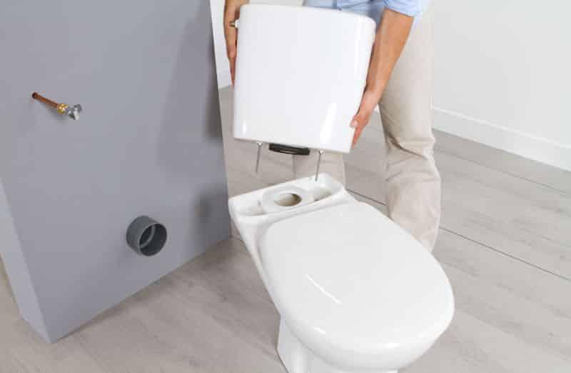 Prix d'installation d'un WC