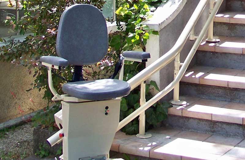 Prix d'un monte escalier extérieur