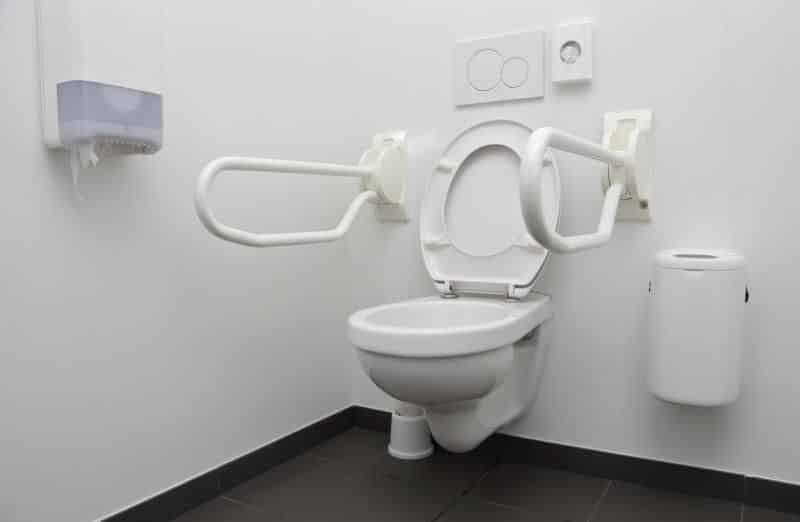 Prix d'un WC technique