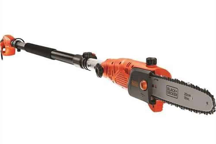 Black + Decker PS7525-qs élagueuse