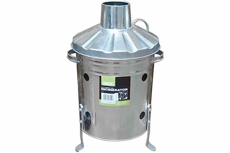 Draper 53250 incinérateur de déchets