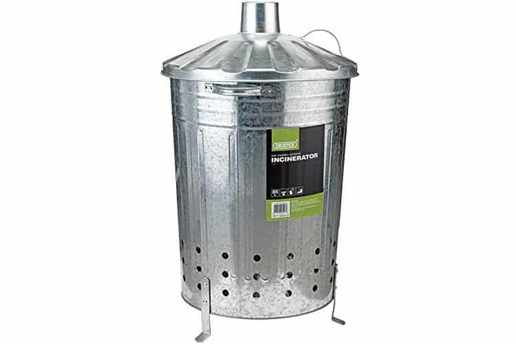 Draper 53253 incinérateur de déchets