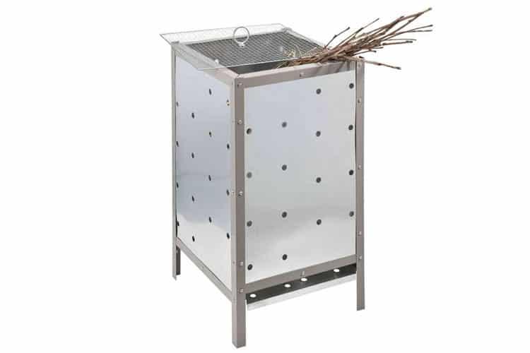 Provence Outillage 05848 incinérateur de déchets test
