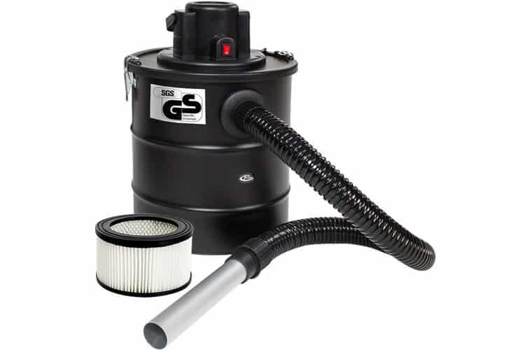 TecTake401048 aspirateur à cendre