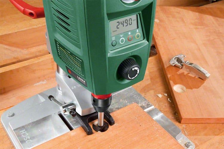 Bosch PBD40 test