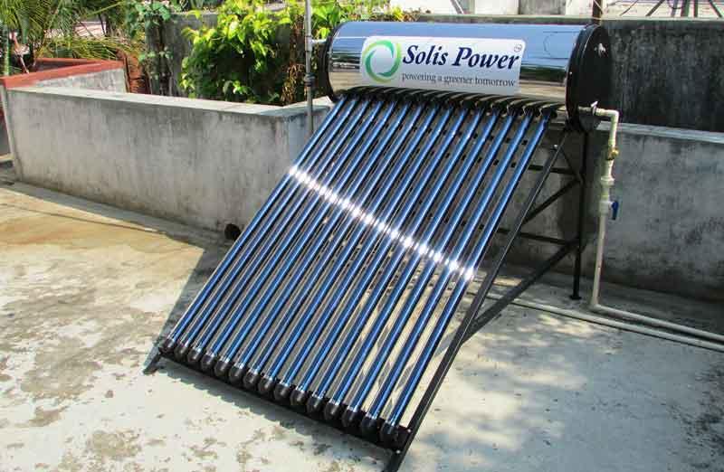 Prix d'un chauffe eau solaire