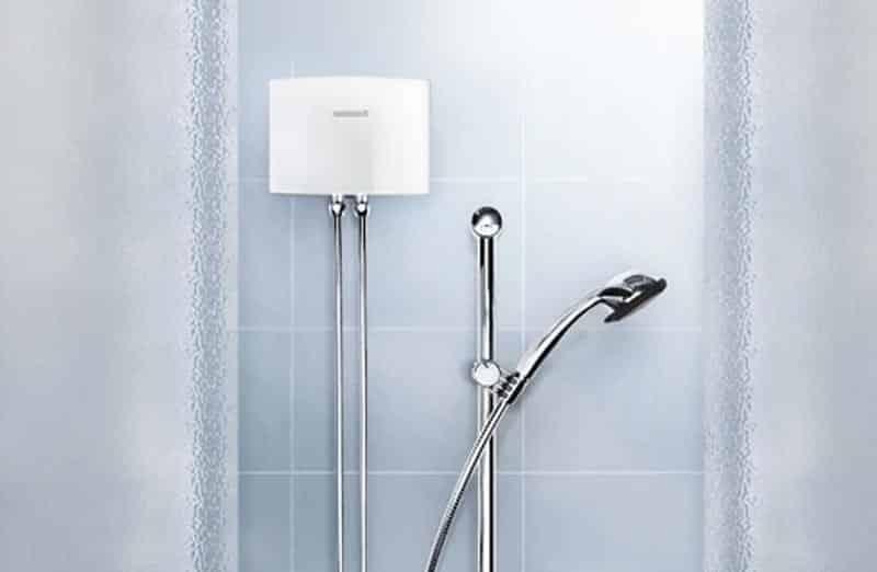 Prix d'un chauffe-eau électrique instantané de douche