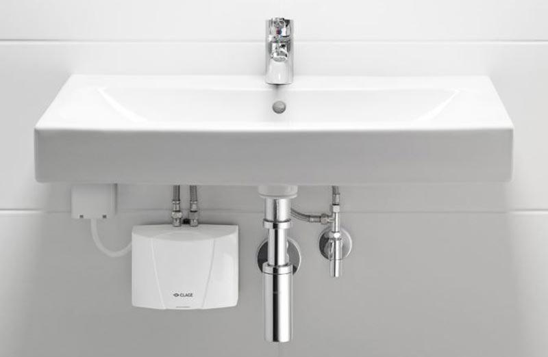 Prix d'un chauffe-eau électrique instantané de lavabo