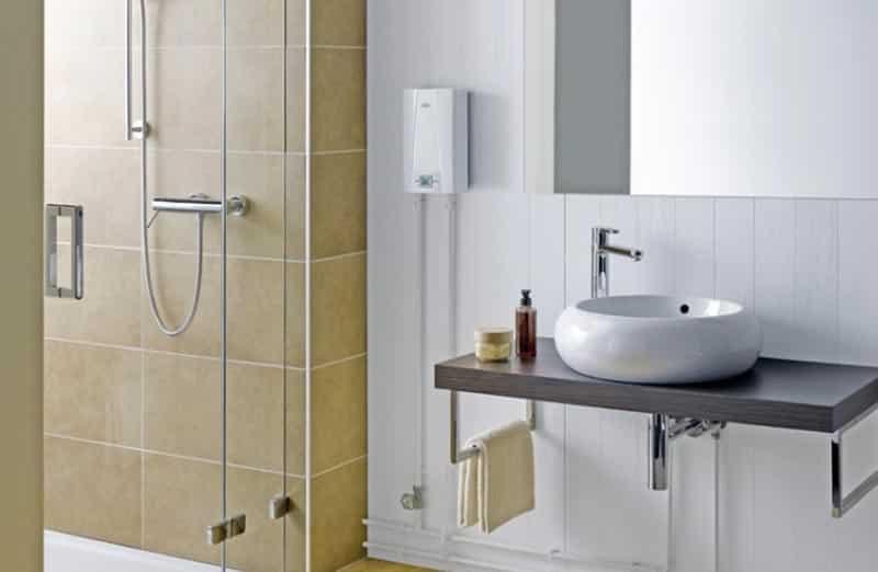 Prix d'un chauffe-eau électrique instantané de salle de bain