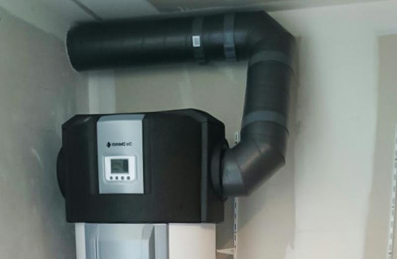 Prix d'un chauffe-eau thermodynamique à air extérieur