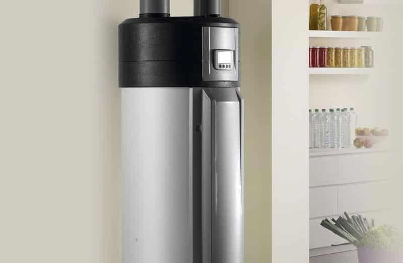 Prix d'un chauffe-eau thermodynamique à air extrait