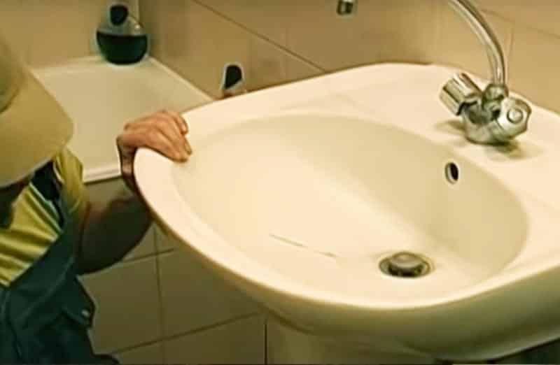 Prix d'installation d'un lavabo