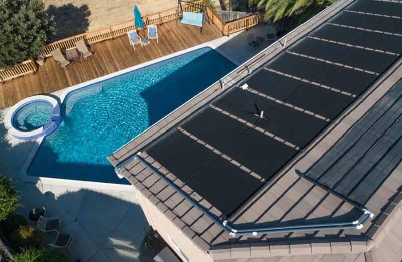 Prix d'un chauffage solaire de piscine