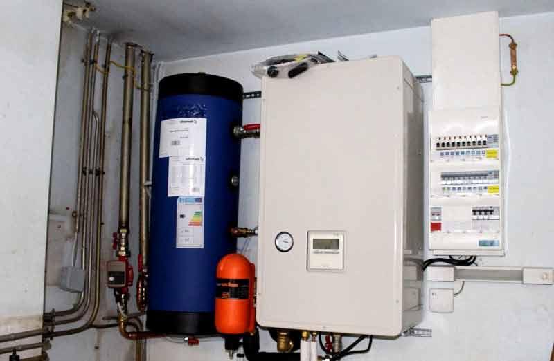 Prix d'une pompe à chaleur aérothermique air/eau