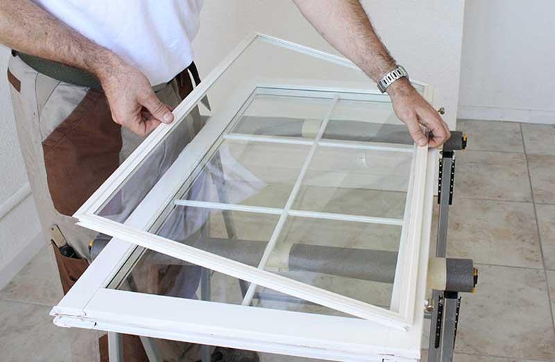 Prix de pose d'un vitrage ou d'une vitre