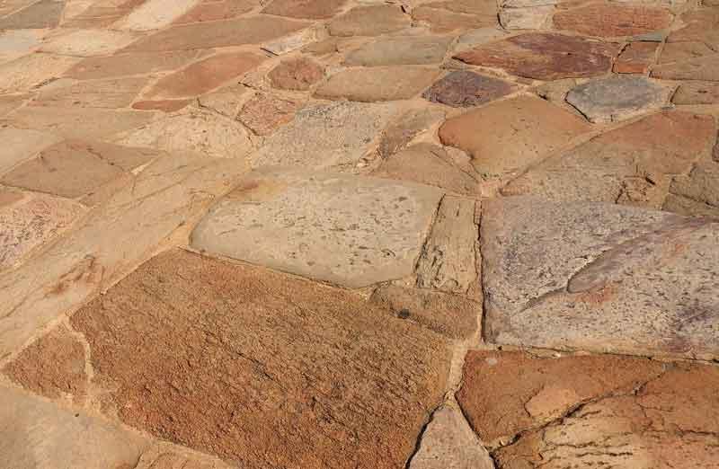 Prix d'un chemin d'accès en pierre
