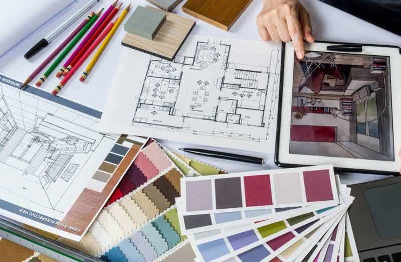 Prix d'un designer vs. prix d'un décorateur d'intérieur