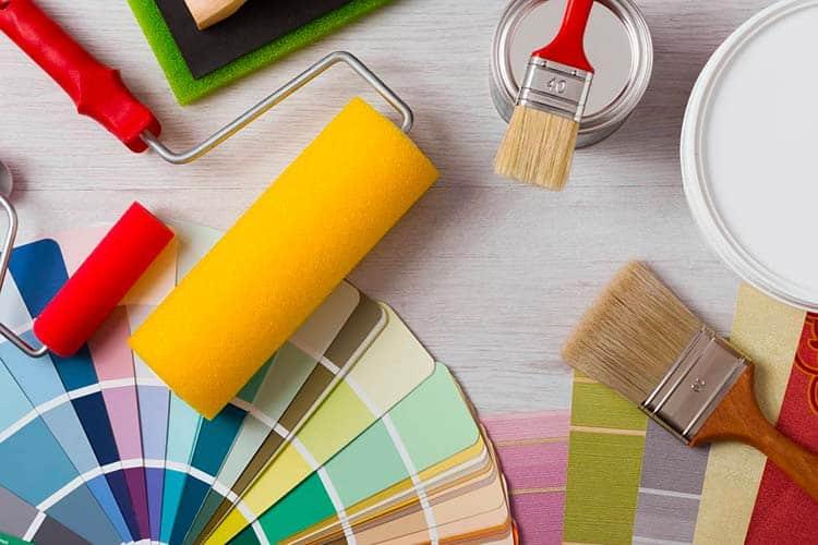 Quel matériel faut-il pour les travaux de peinture ?