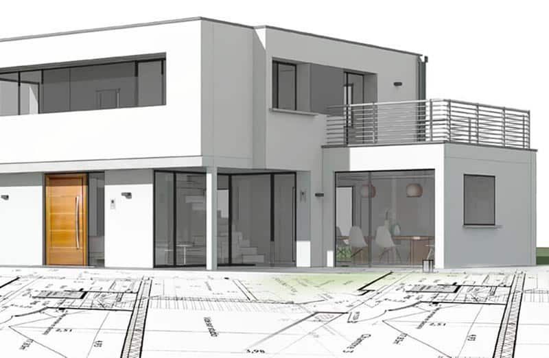 Calcul des prix d'un constructeur de maison