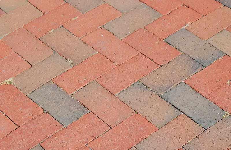 Prix d'une allée ou d'un chemin en briques ou en pierres