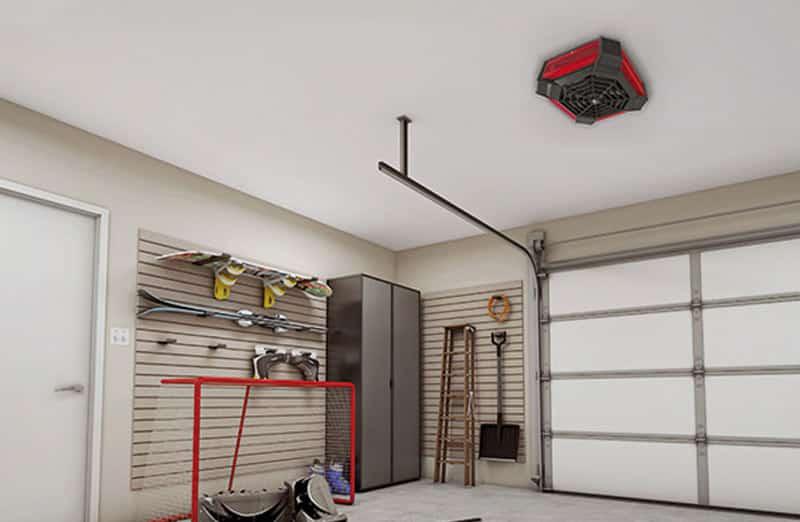 Déterminer le meilleur système de chauffage pour un garage ou un atelier