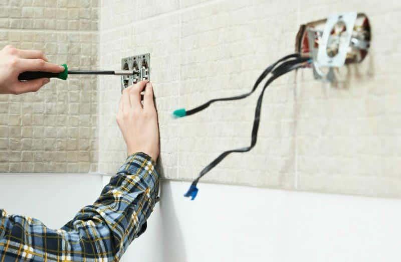 Prix des travaux d'électricité : rénovation électrique partielle