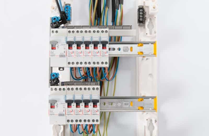 Prix des travaux d'électricité : tableau électrique
